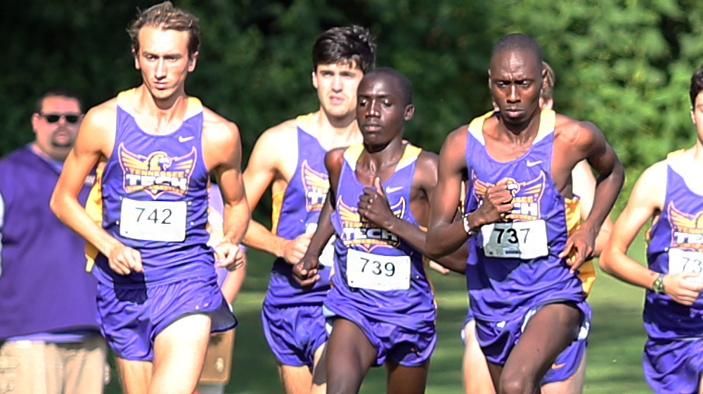 Golden Eagle men and women's cross country to compete at Commodore Classic on Saturday