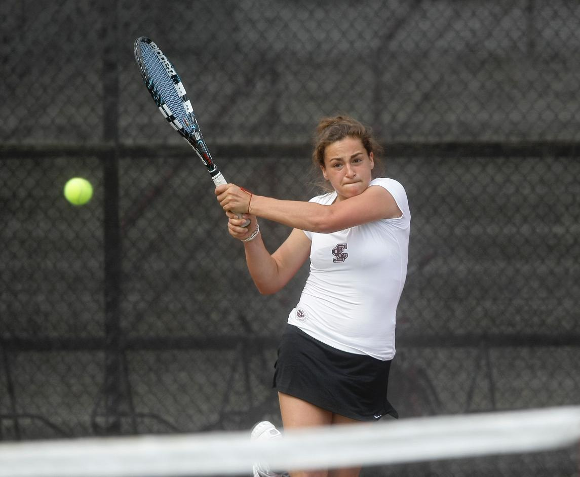 No. 58 Women's Tennis Falls at No. 70 Oregon, 5-2