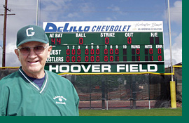 Legendary GWC Baseball Coach Fred Hoover Dies At Age 81.