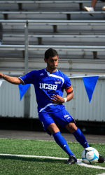 No. 13 UCSB Moves Into First Place in Big West With 3-1 Win Over Northridge
