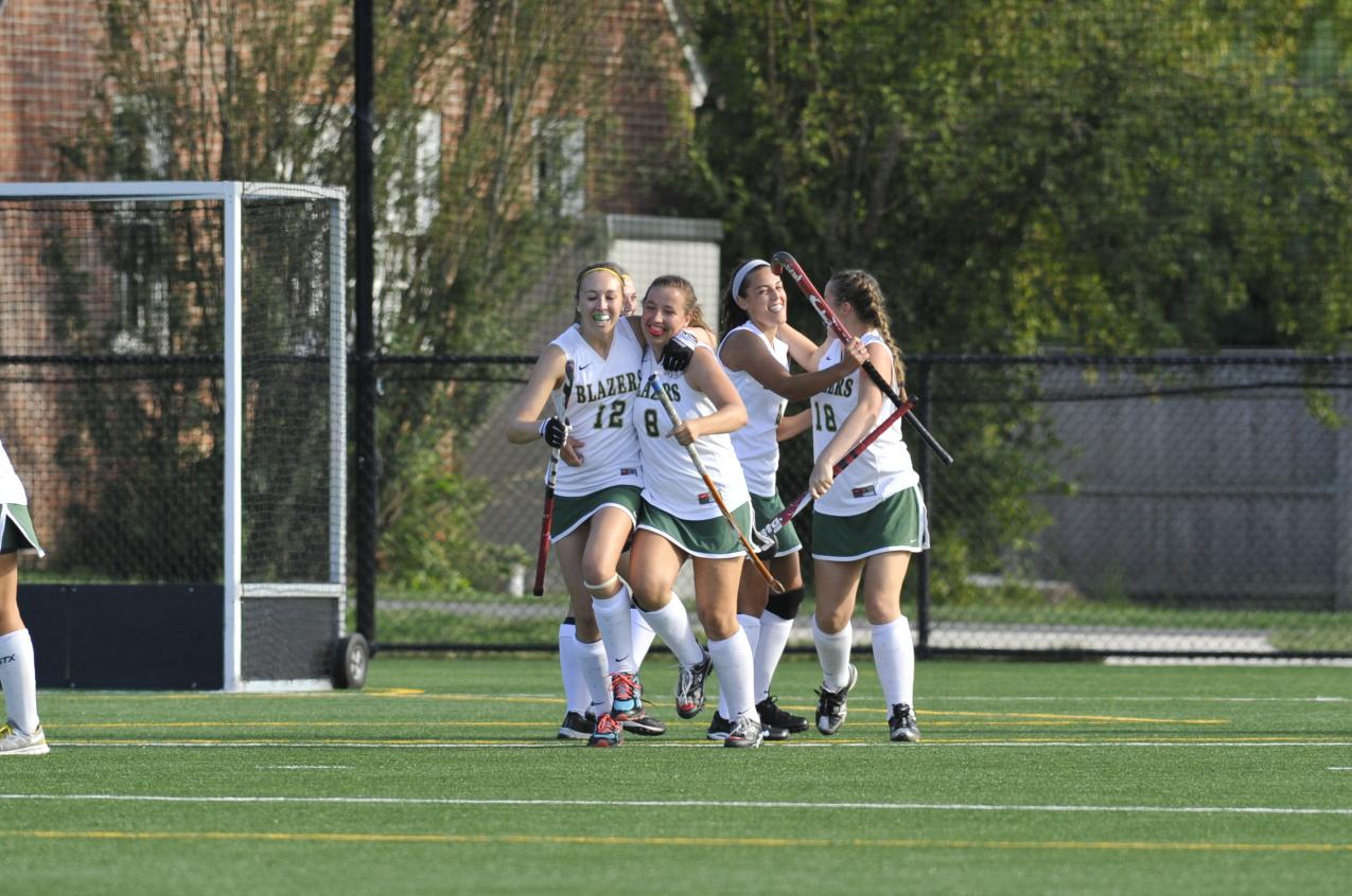 Worcester State University Bests Field Hockey, 6-0