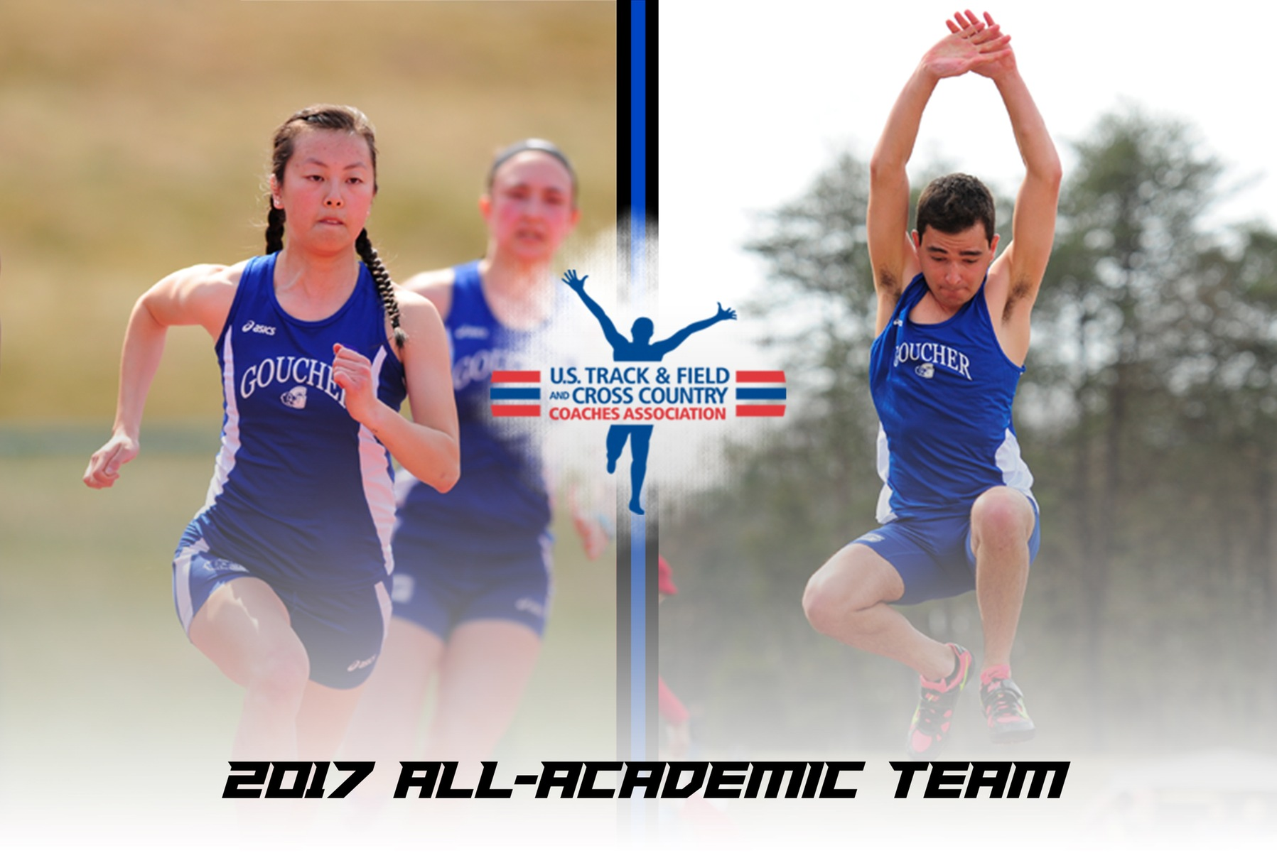 Track & Field Teams Sweep 2017 USTFCCCA All-Academic Team Awards