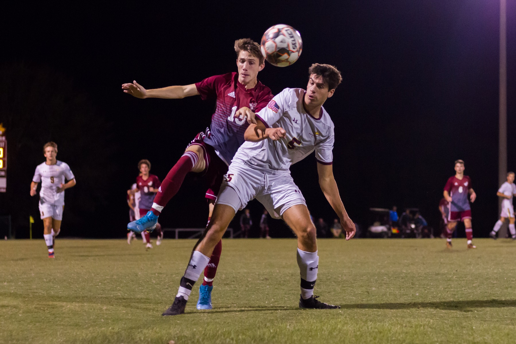 Pearl River falls to rival Jones, clinches second straight South Division title
