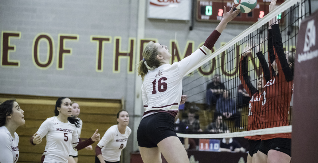 Mounties Face Tough Loss Against UNBSJ