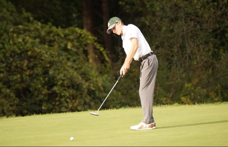 Men's Golf Teams Take Two of Top Three at Utica Invitational