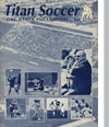 1994 Women's Soccer Cover