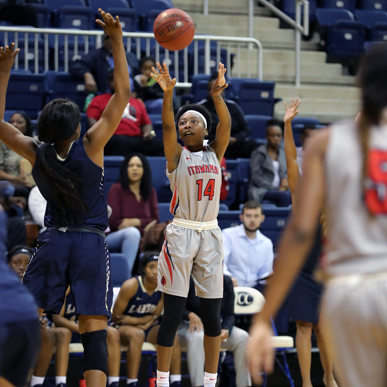 Lady Indians race to 78-57 win over Lawson State