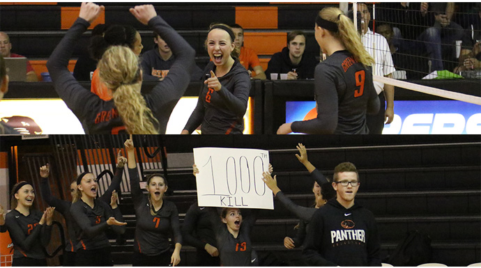 Mitchell Joins 1,000 Kill Club