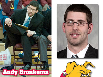 FSU Men's Hoops Appoints Andy Bronkema