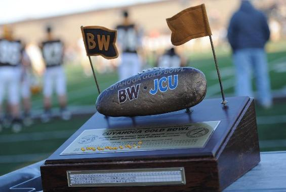 26th Annual Gold Bowl Football Game Vs. John Carroll Set For Saturday