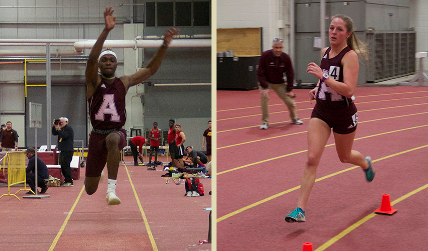 Track and Field earns two MIAA Weekly Honors