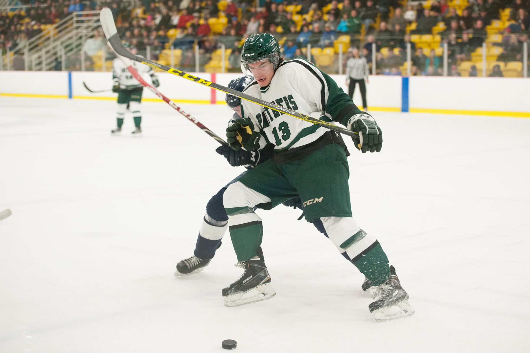 Marchand, X-Men hold off Panthers 2-1