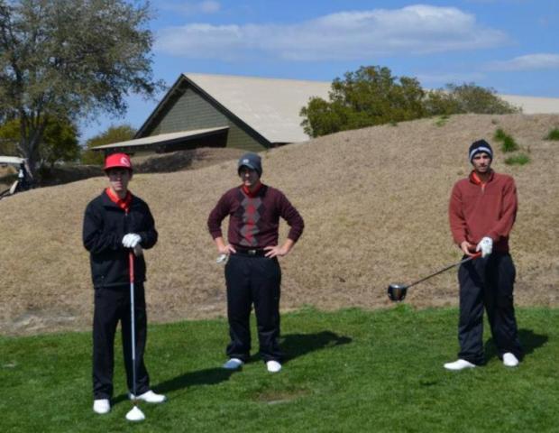 no 7 express golf dominates spring break tournament owens. Black Bedroom Furniture Sets. Home Design Ideas