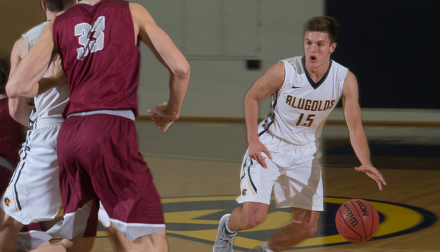 Blugolds suffer first loss of the season