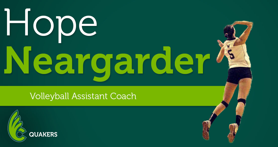 Hope Neargarder Joins Volleyball Program as Assistant Coach