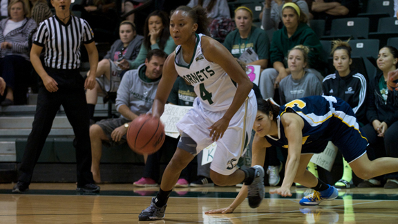 WOMEN'S BASKETBALL OPENS AT HOME FRIDAY VS CAL STATE NORTHRIDGE