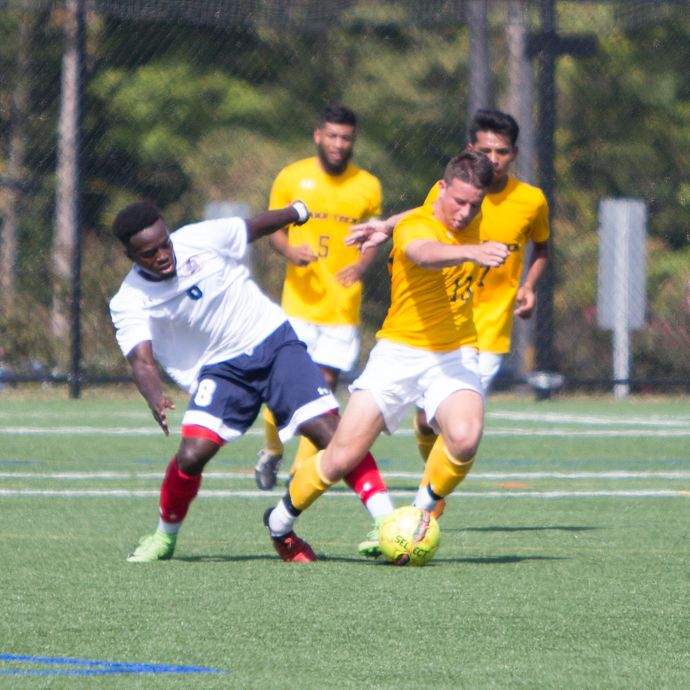 Men's Soccer Welcomes Cape Fear Community College