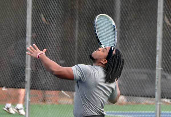 Men's Tennis: Panthers fall to Christopher Newport in USA South match