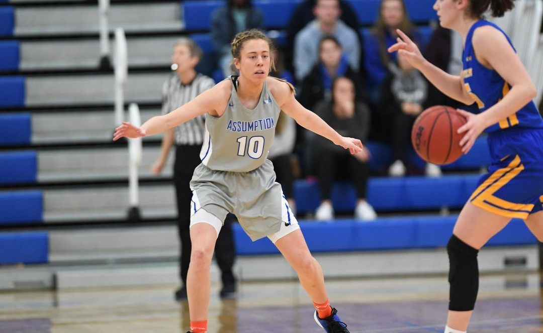 Women's Basketball Dominates in Conference Victory Over Purple Knights