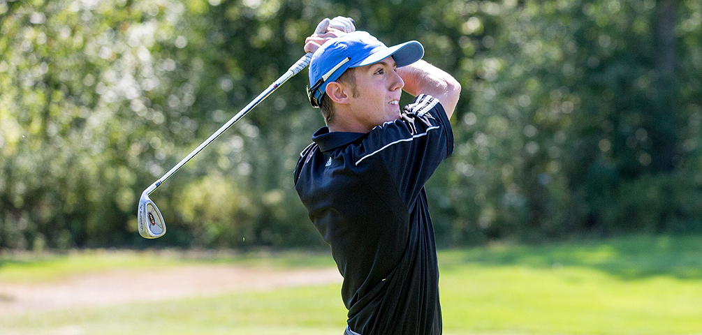 Moir Leads Mariners at UMF Invitational