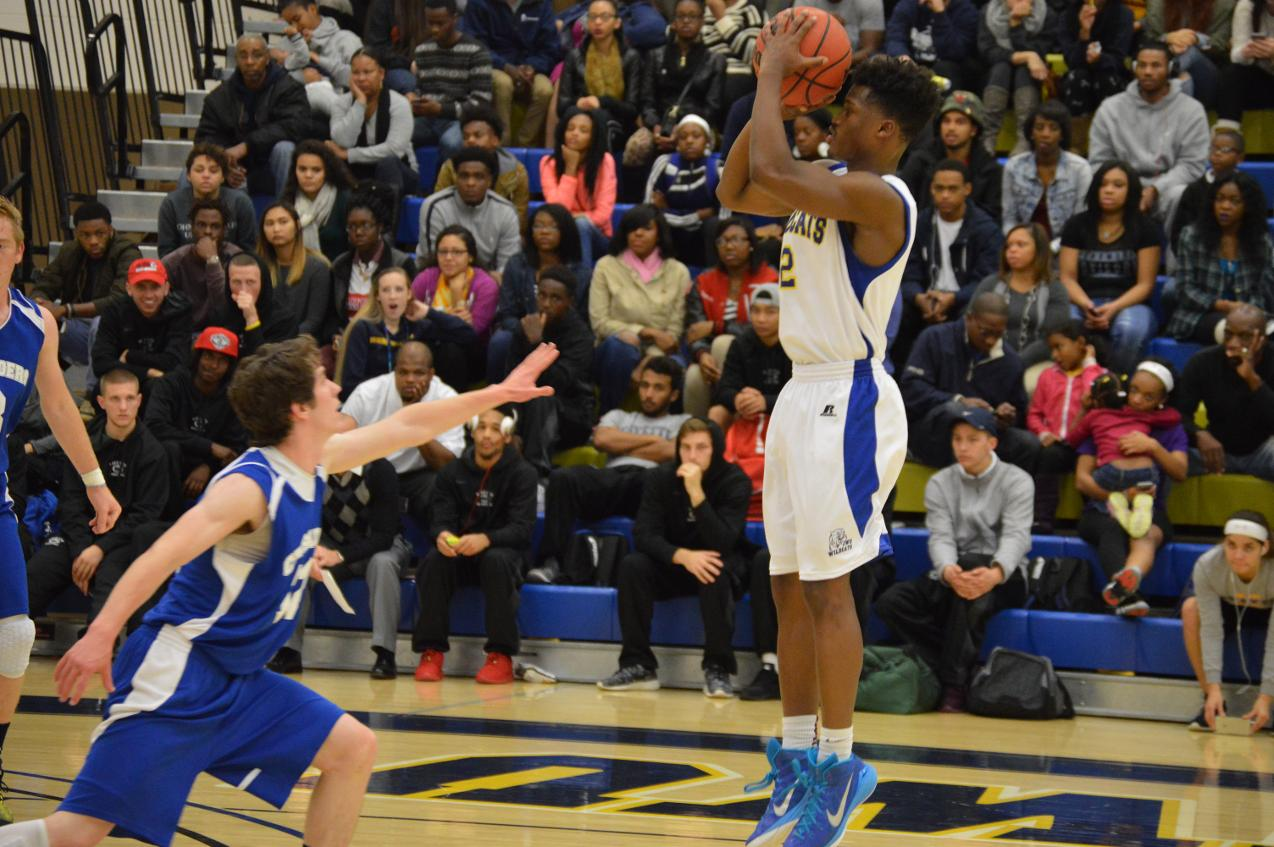 Porter's Double-Double Not Enough for Men's Basketball at ...