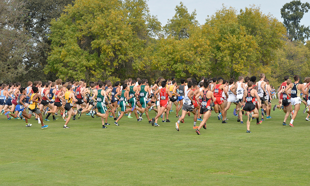 CROSS COUNTRY HOSTS CAPITAL CROSS CHALLENGE ON SATURDAY AT HAGGIN OAKS