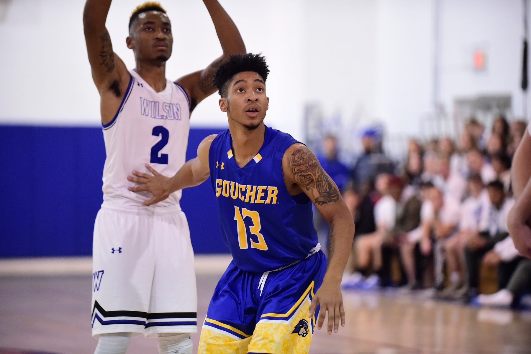 Men's Basketball Suffers First Loss at Home This Season, 77-60