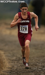 Reid Wins Bronco Invite; Wilson First Women's College Runner - breaking Invite Record