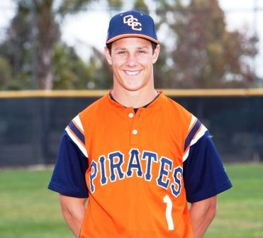 Pirates open OEC with 12-4 win over Chargers