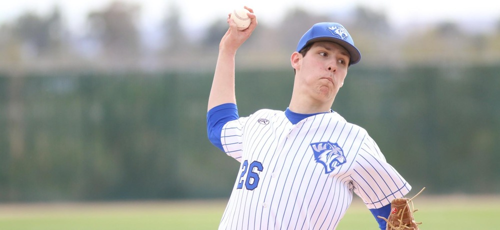 Baseball falls to Golden Bears