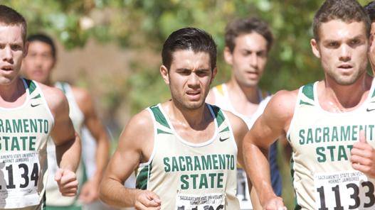 MEN'S CROSS COUNTRY TRAVELS SOUTH FOR PAC-12 PREVIEW