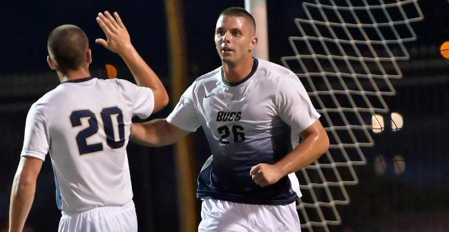Taylor Named As MASCAC Men's Soccer Player Of The Week