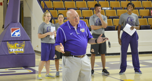 Golden Eagle women's basketball holds successful 'elite' camp