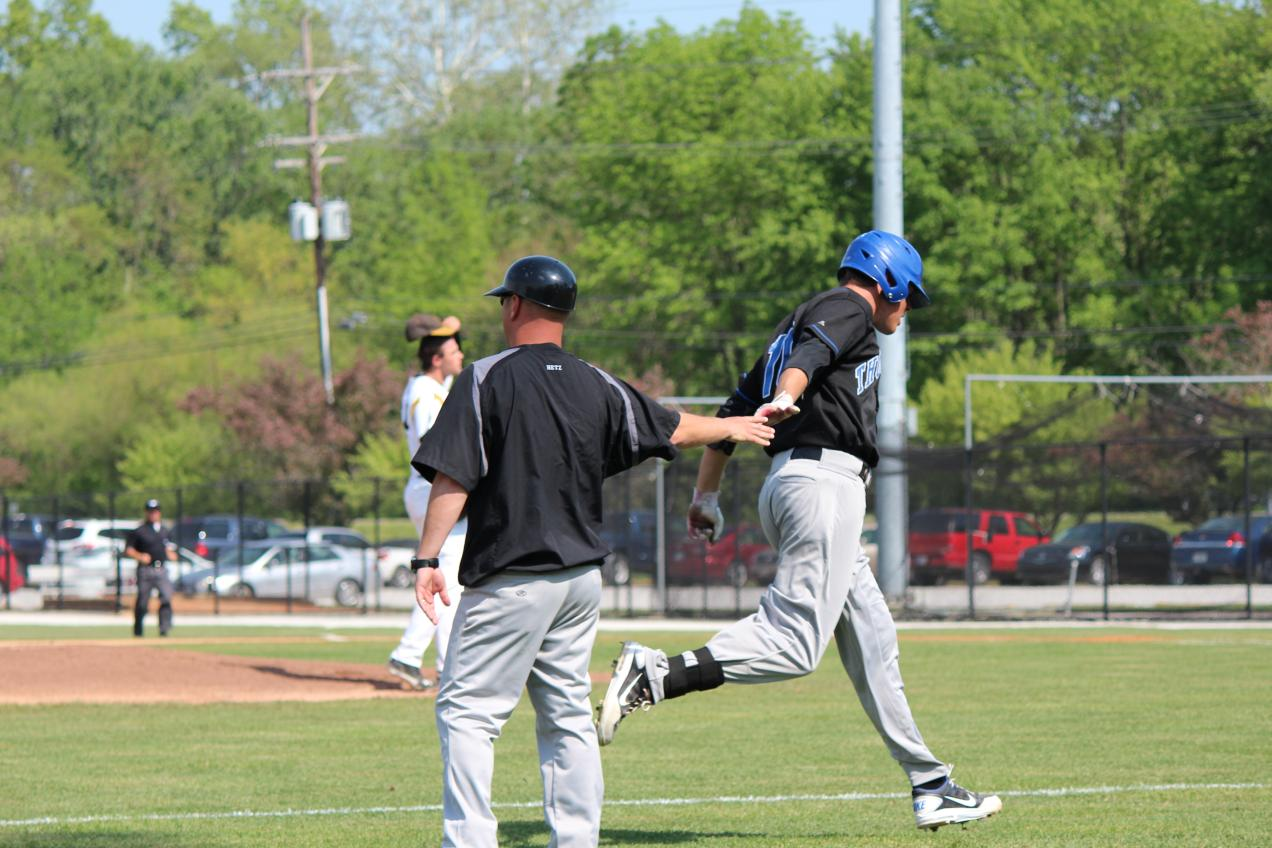 Saints Celebrate Hetzer's Birthday With an Extra Inning Win Over John Carroll in NCAA Elimination Game