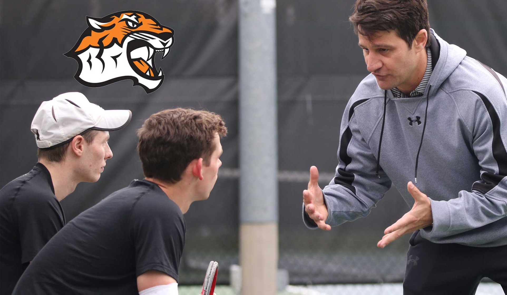Bojalad Named Oxy Men's and Women's Tennis Coach