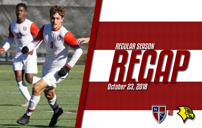 Men's Soccer Falls to Felician University at Home