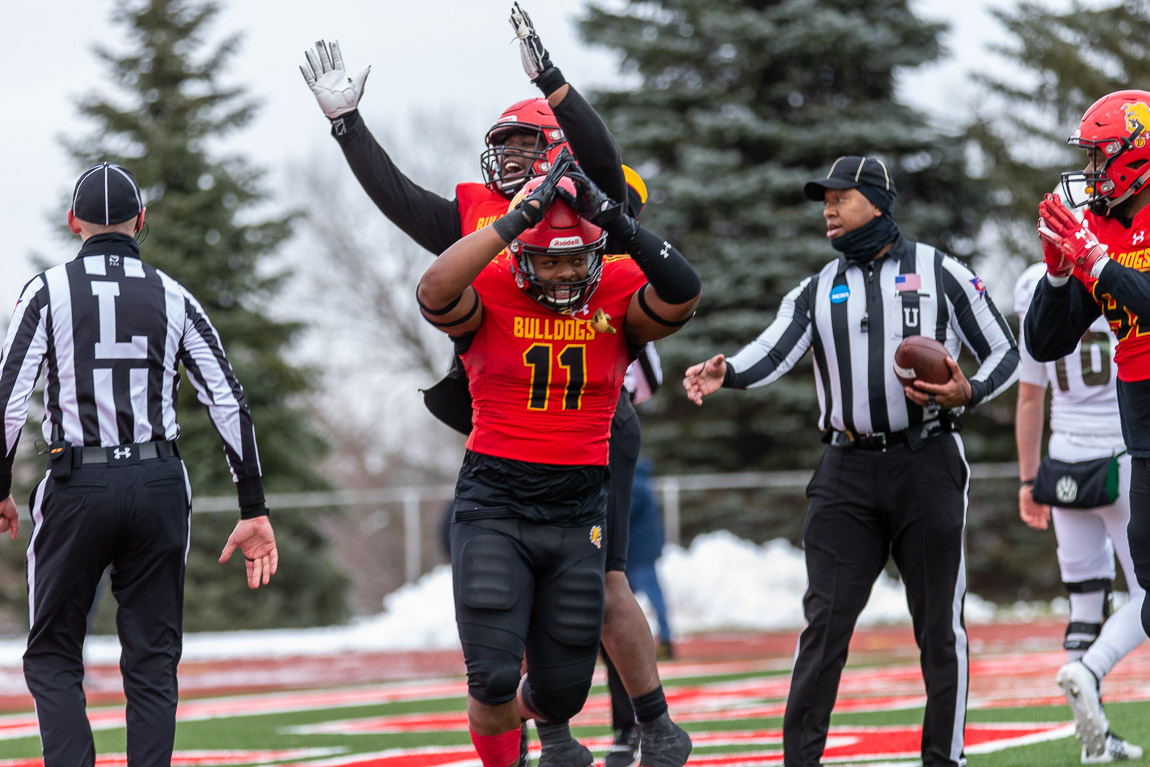 Ferris State Advances To D2 National Semi-Final For Second Straight Season As Defense Shines
