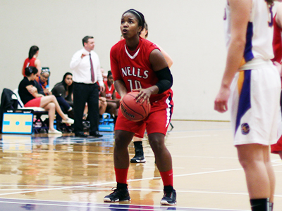 Women's Basketball Tripped Up By D'Youville, 65-62