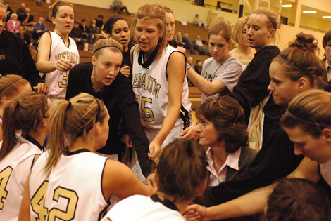 DePauw Women Favorite To Reclaim SCAC Hoops Title in 2009-2010