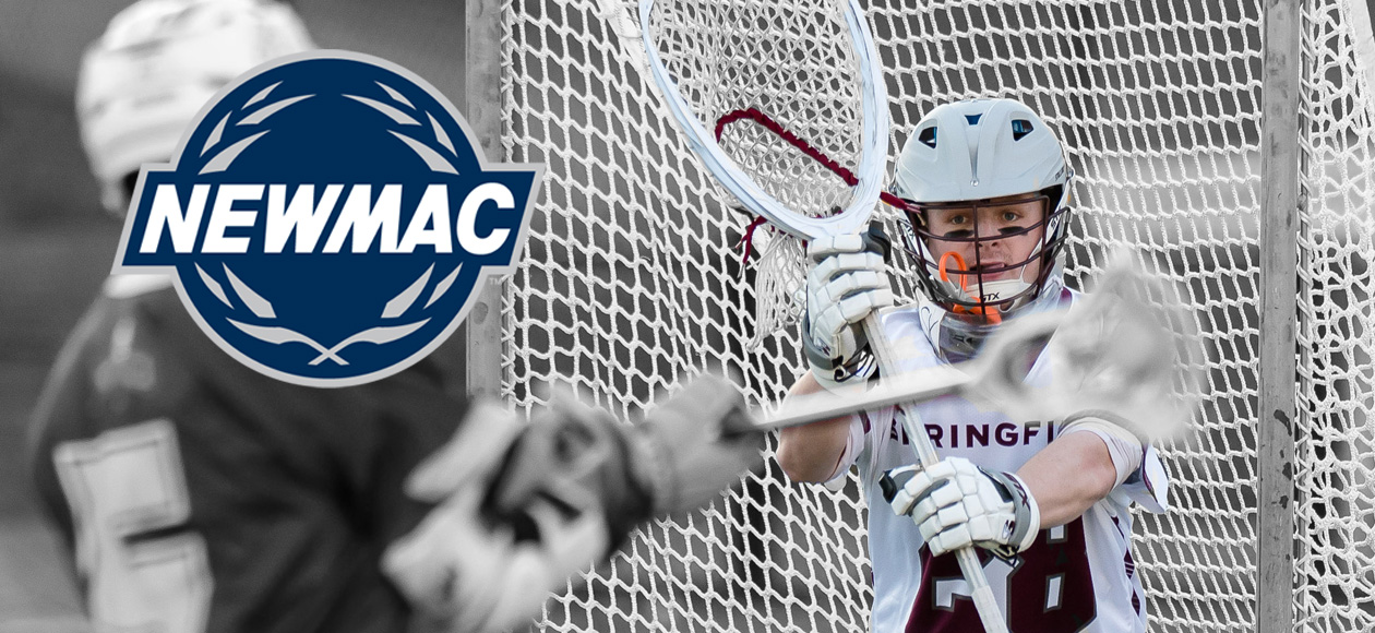 Reynolds Repeats As NEWMAC Men's Lacrosse Defensive Athlete of the Week