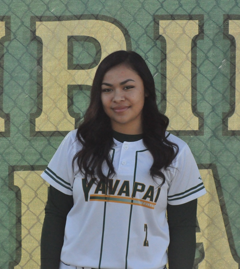 Softball Player of the Week: 2/13