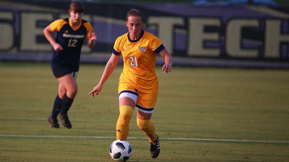 Golden Eagle soccer takes center stage in Cookeville for first home matches of 2018