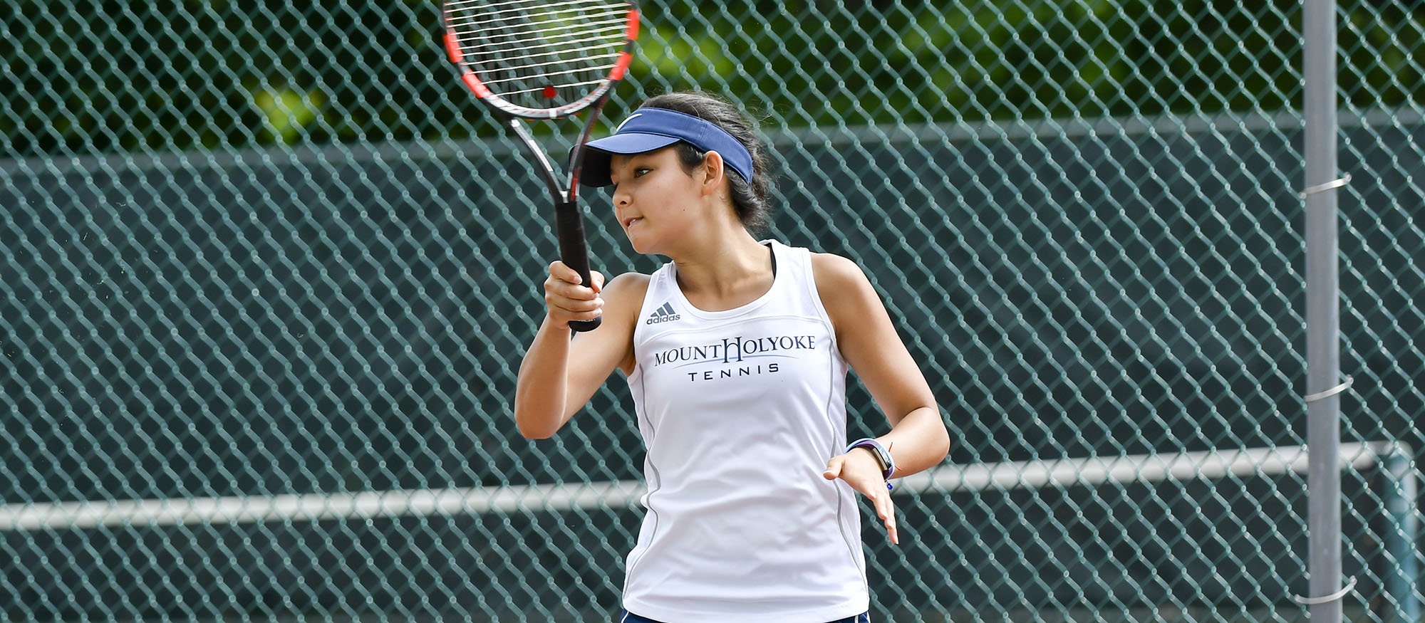 Tennis Splits Action on Day 2 in Florida; Bests Scranton, 8-1
