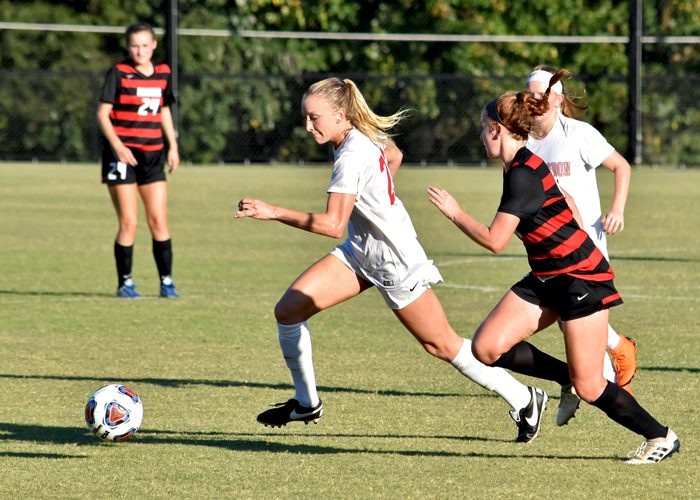 Huntingdon shuts out LaGrange for second conference win