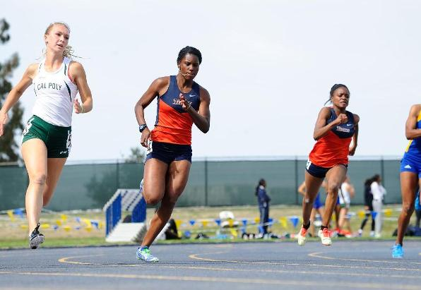 Several Titans Finish with High Marks at Big West Championships