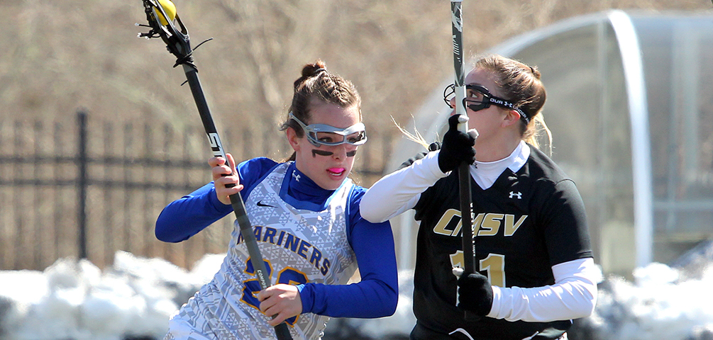 Women's Lacrosse Falls to UMF in NAC Quarterfinals