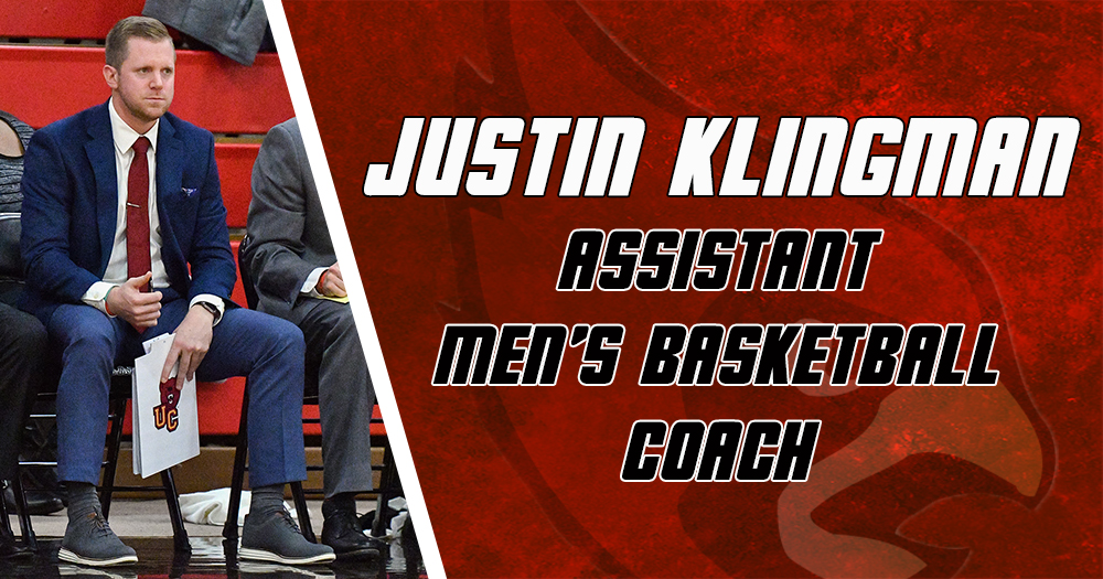 Kelly Adds Klingman as Assistant Men's Basketball Coach