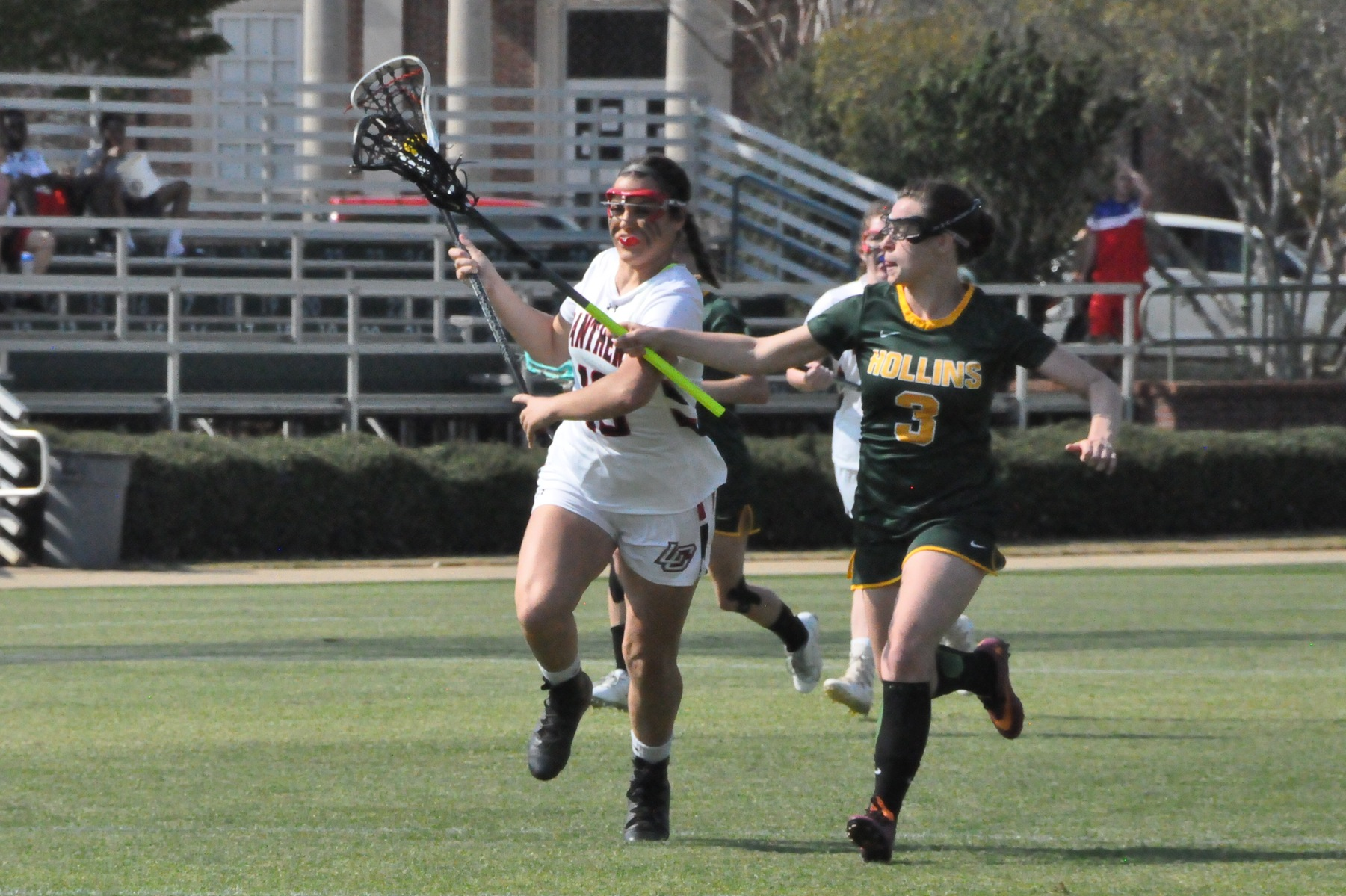 Lacrosse: Big first half sends Panthers past Hollins 21-6