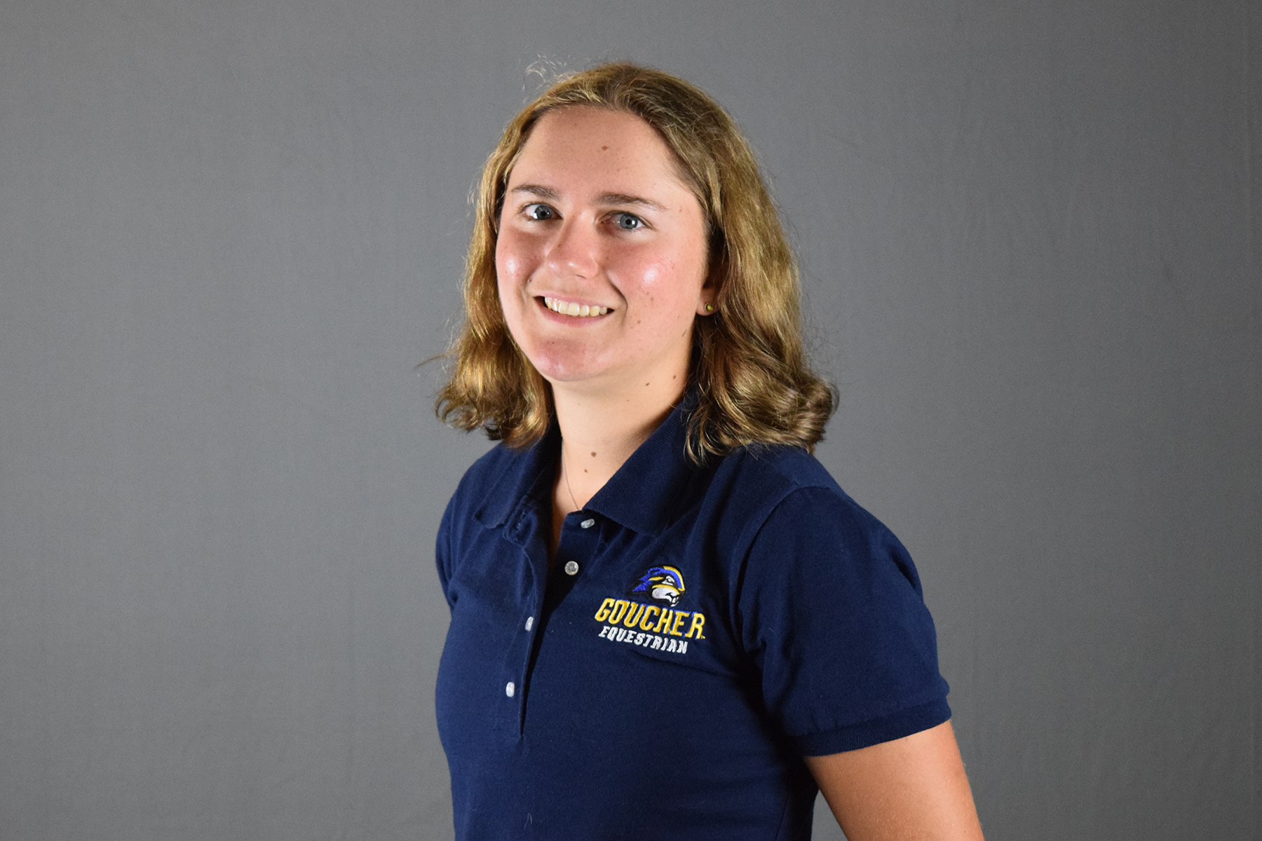 Cary Hundley '18 Takes Over As Goucher's Stable Manager