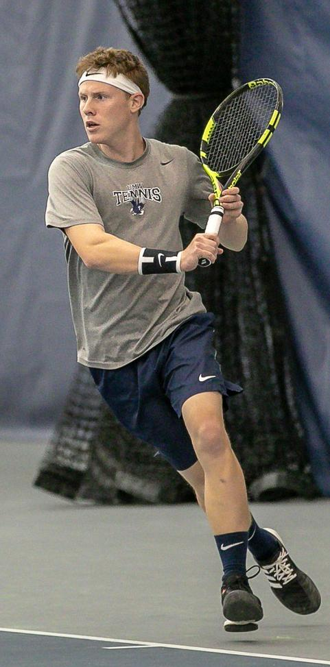 UMW Men's Tennis Holds at 16th in Latest ITA Division III National Poll